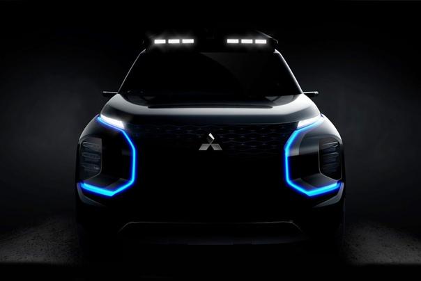 Кроссовер Mitsubishi Engelberg Tourer покажут в Женеве
