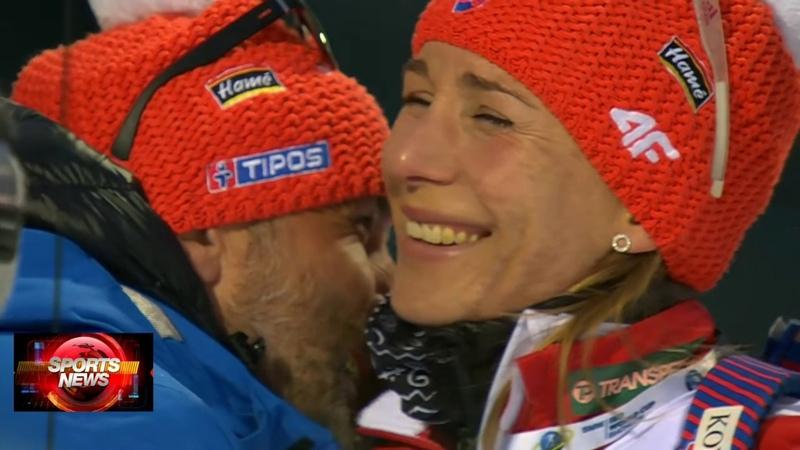 Biathlon World Championship Östersund 2019 Highlights Mens and Womens