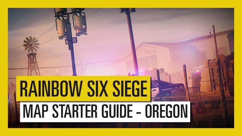 Tom Clancy's Rainbow Six Siege – Map Starter Guide Oregon