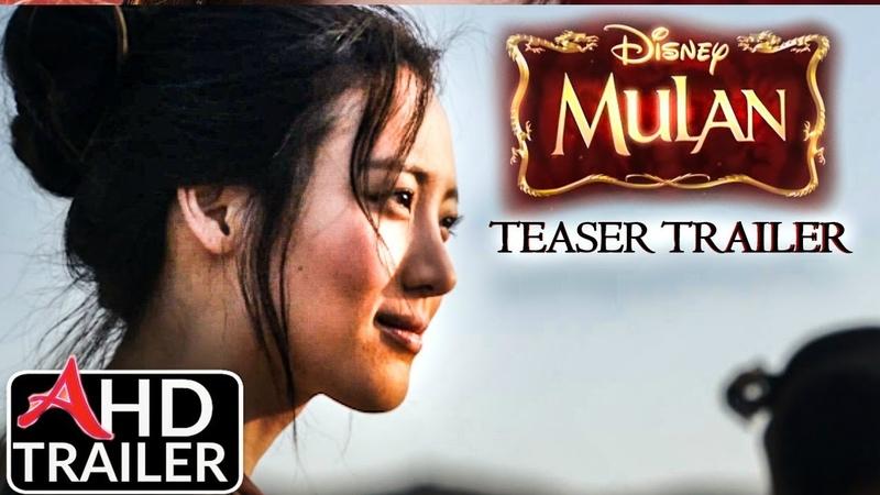 Mulan(2020) - TEASER TRAILER - Liu Yifei, Donnie Yen Film (CONCEPT)