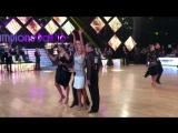 Riccardo Cocchi -Yulia Zagoruychenko _ Champions Ball 2018 _ jive