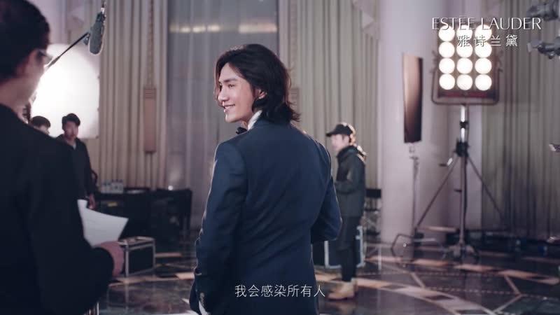 Реклама: Чэнь Кунь для Estee Lauder @ 25.01.19