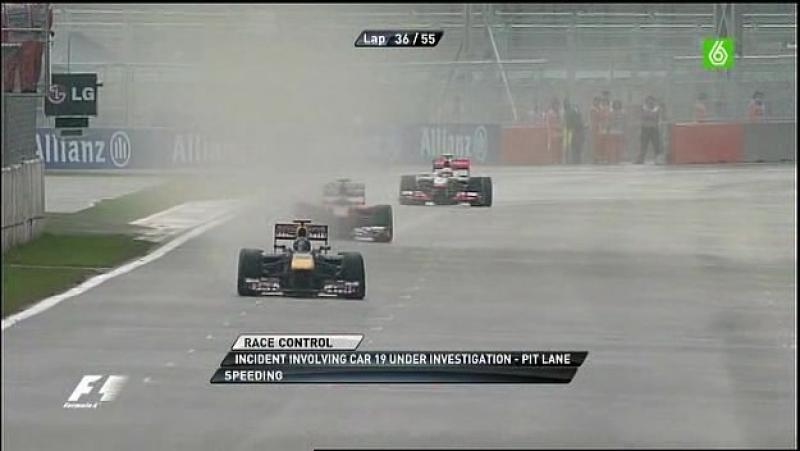 17.Carrera F1 Gp Korea 2010