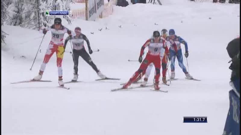 FIS WC11-12. ST14.Szklarska-Poreba (POL). Sprint-Free(17.02.2012)_NTV