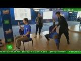 Участники «Ты супер!» учатся у студентов-мхатовцев актерскому мастерству