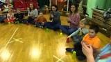 Kubek + rytm, nasze rodzinne zabawy w przedszkolu