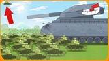 1 Гигант Ratte VS 1000 маленьких МС-1 Мультики про танки