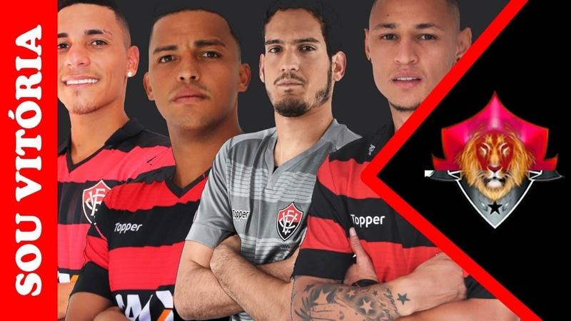 Confiram o que eles falaram após o jogo Ceará 2 x 0 Vitória