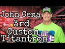 WWE John Cena 3rd Custom Titantron 2018