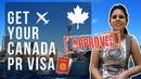 Make Visas | Success Stories . Canada Permanent Residency Visa