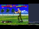 Tekken [ARCADE] (Ultra Hard Difficulty, 5 rounds) - Live-stream by Kain