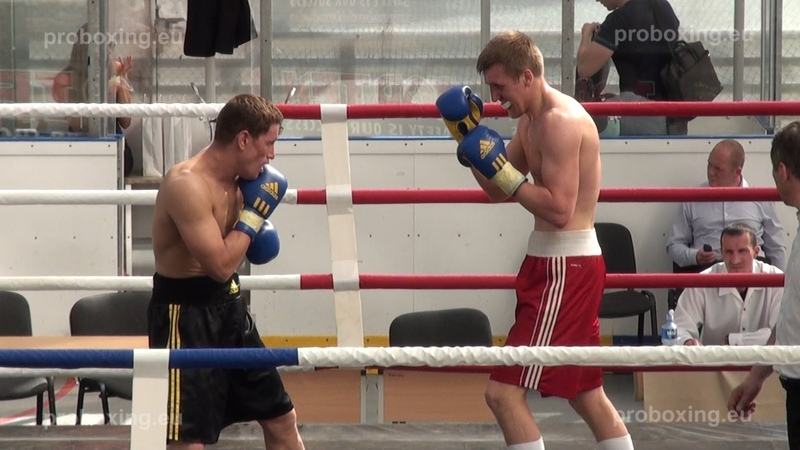 06.06.2015 Magadan Fights. Fight 2