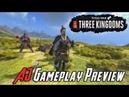 AJ's Total War Three Kindgoms Gameplay