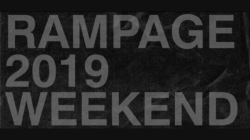 RAMPAGE ANTWERP 2019 - TRAILER