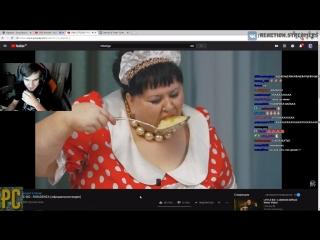 Реакции Братишкина Братишкин смотрит: LITTLE BIG - FARADENZA (официальное видео)