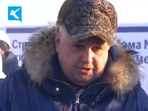 04 12 2018 Губернатор дал старт запуску ЦОФ «Краснокаменская»
