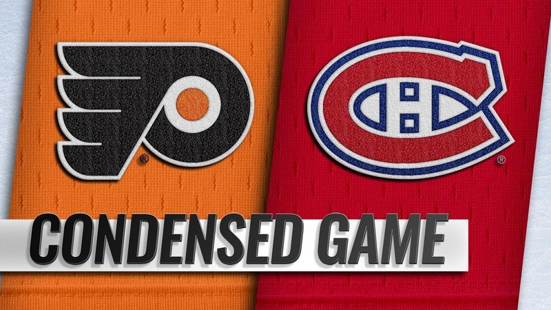 01 19 19 Condensed Game Flyers @ Canadiens