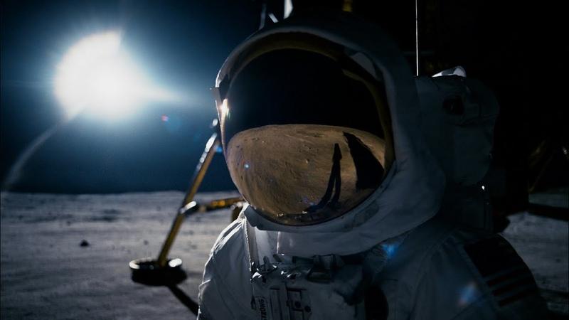 Нил Армстронг вступил на Луну Первый на Луне 2018 Отрывок