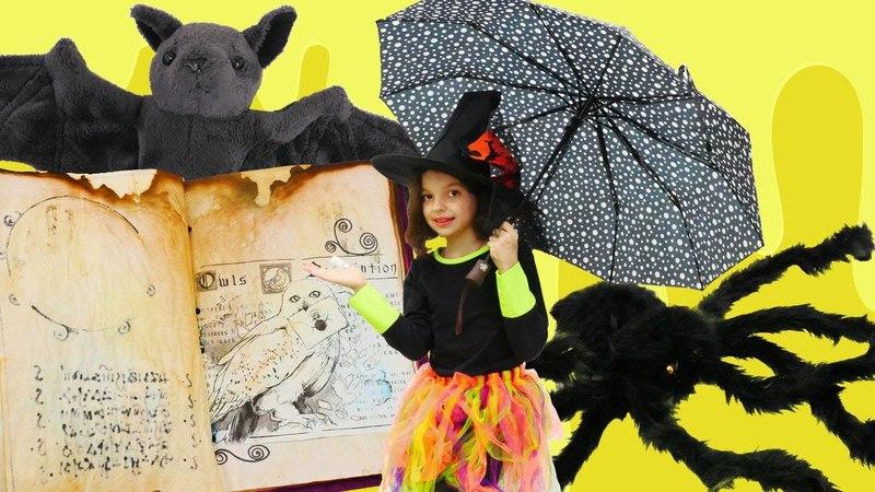 Bebek oyunları. Cadı Katy derlemesi.