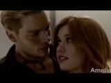 Jace &amp Clary Нюша - целуй