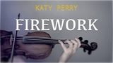 Katy Perry - Firework for violin and piano (COVER)