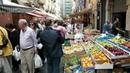 Market at Catania on Sicily