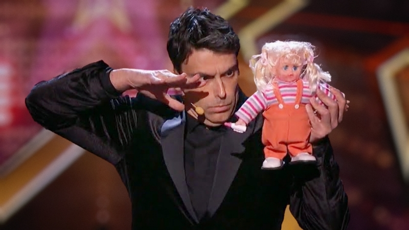 Lioz Shem Tov Фокусник Приколист 2 Americas Got Talent смотреть онлайн без регистрации