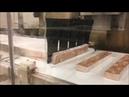 Australian Nougat Koz helvası Cutting UFM3500 Ultrasonic Food Knife
