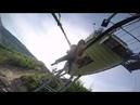 Сочи, Skypark, полет на самых высоких качелях в мире Sochi Swing 170 m! Начало