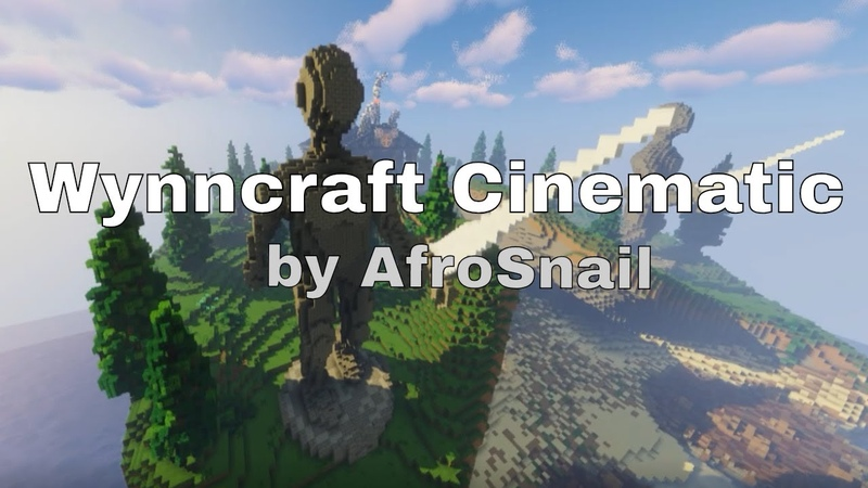 Wynncraft Cinematic | A Minecraft Short Video