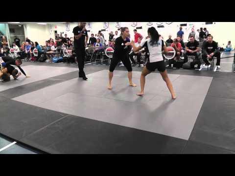 Stéphanie Varennes vs Linda Dang - Femmes / Women Absolute Round Robin