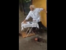 В Тольятти женщина разгромила прилавок пенсионерки конкурентки продающей кукурузу