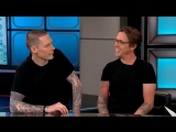 Billy Talent - Interview ET Canada 2018