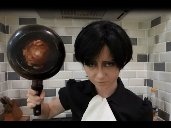 Levi's Day off SNK CMV - Laura Bee