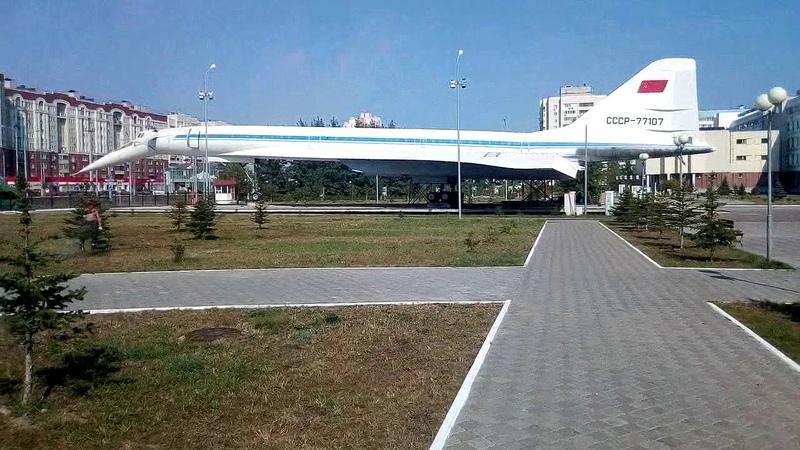 Советский Конкорд или... Как мы стали бензоколонкой