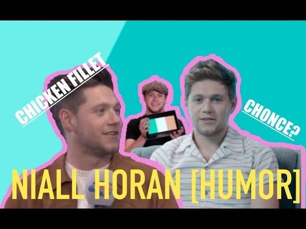 Niall Horan | I've Got Big Jingle Bell Balls | [HUMOR]