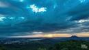 Закат с видом на гору Верблюд