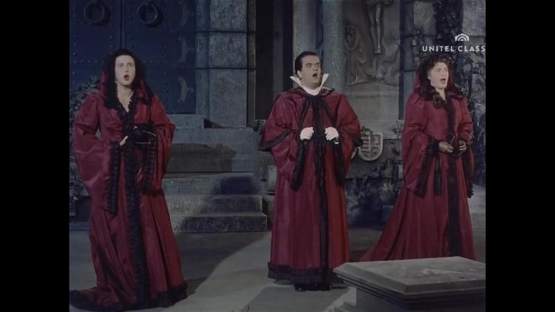 Don Giovanni - 1954 Salzburg Festival - Wilhelm Furtwängler HD