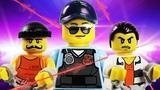 LEGO CITY UNDERCOVER COPS