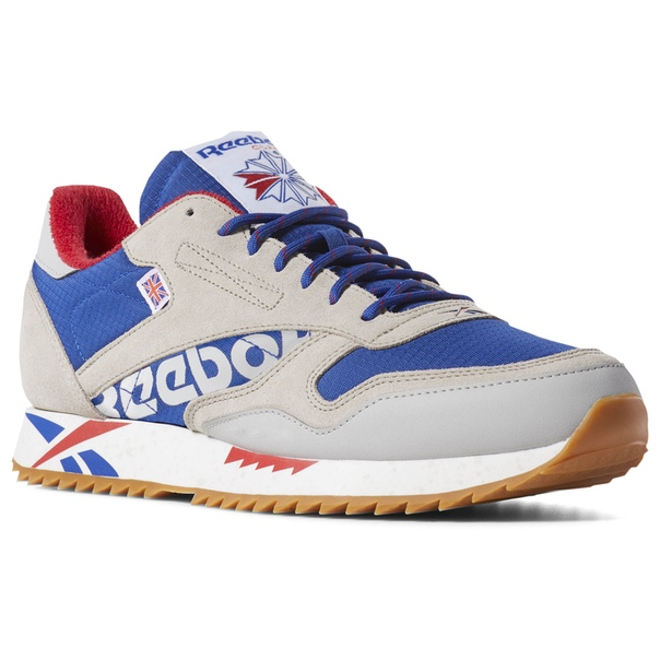 Кроссовки REEBOK CL LEATHER RIPPLE MU