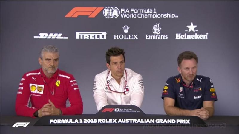 2018 Australia - Senior Team Personnel press conference