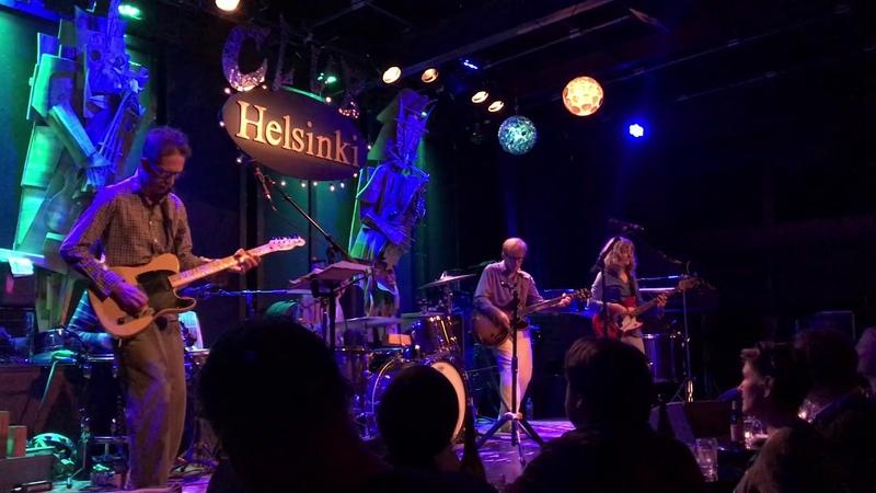 The Feelies - Astral Plane at Club Helsinki