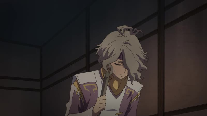 Ken En Ken: Aoki Kagayaki 3 серия русская озвучка Horie / Меч Жёлтого императора. Бледное сияние 03