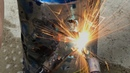 ⚠️Мощный аппарат для плавки металла из микроволновки! Кипящий металл за несколько секунд! 💣
