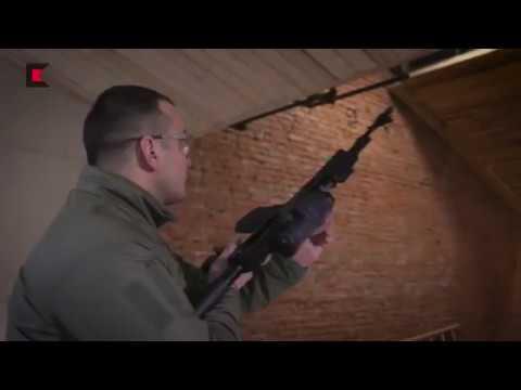 Видео: концерн Калашников представил новый автомат АК-308 под патрон НАТО