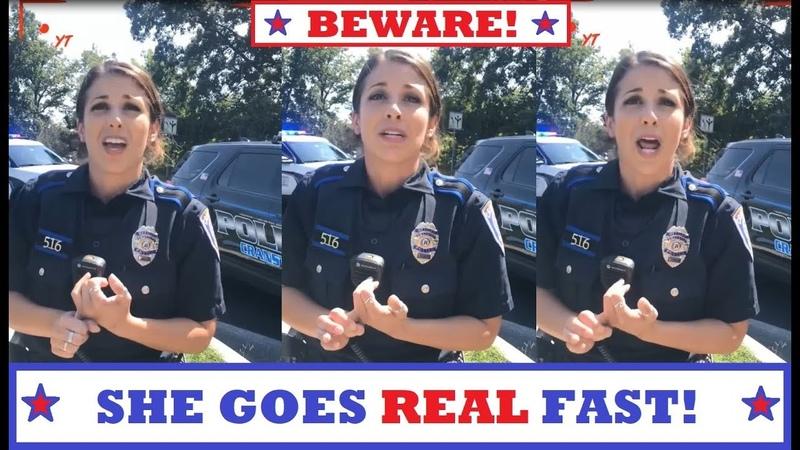 Cranston Police Illegal Detention! 1st Amendment Audit FAIL