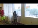16.06.18 Эстафета Рисунок вслепую . Команды Адреналин и Каратисты