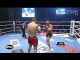 Самый зрелищный бой в истории - Бойцы обезумели - Майк Замбидис против Шахида Оулада