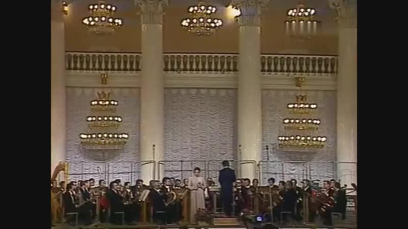 Майя Кристалинская - 1984 год песня Если вам ночью не спится