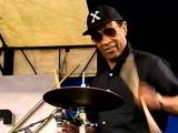 Max Roach - Tribute to Papa Jo Jones - 8161992 - Newport Jazz Festival (Official)